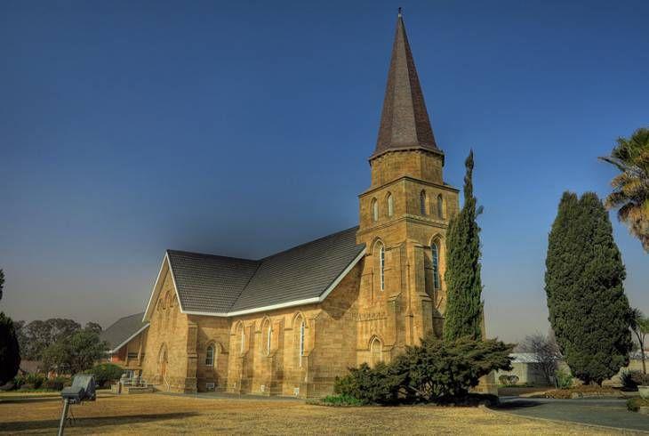 Heilbron Dutch Reformed church