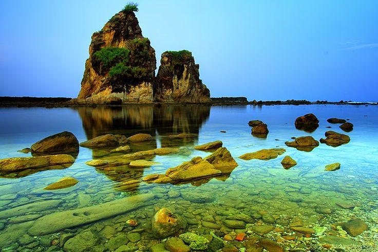 Pantai Sawarna, Pesona Keindahan di Tanah Banten | Wisata Indonesia - Seputar informasi tempat wisata Indonesia hanya di travellerindonesia.blogspot.com