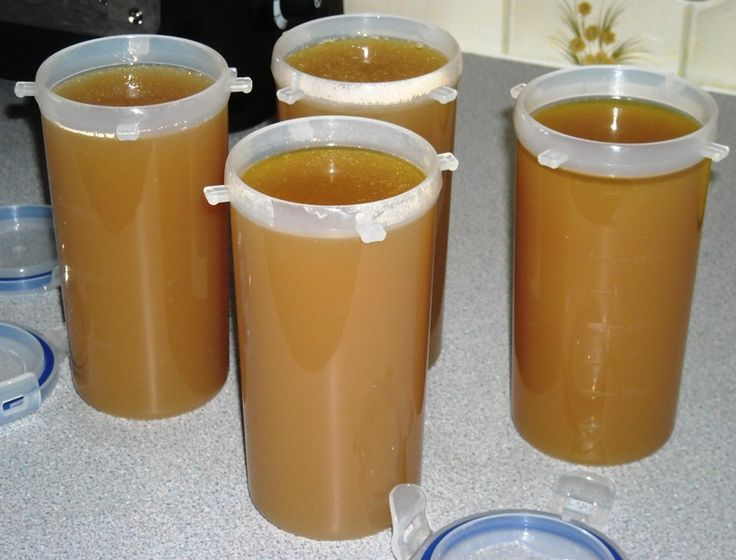 Chicken stock (2) recipe. Game recipes from Cookipedia. This particular recipe can be made using the bones of any combination of fowl. I used a mixture of chicken, pheasant, duck, quail and also duck giblets.