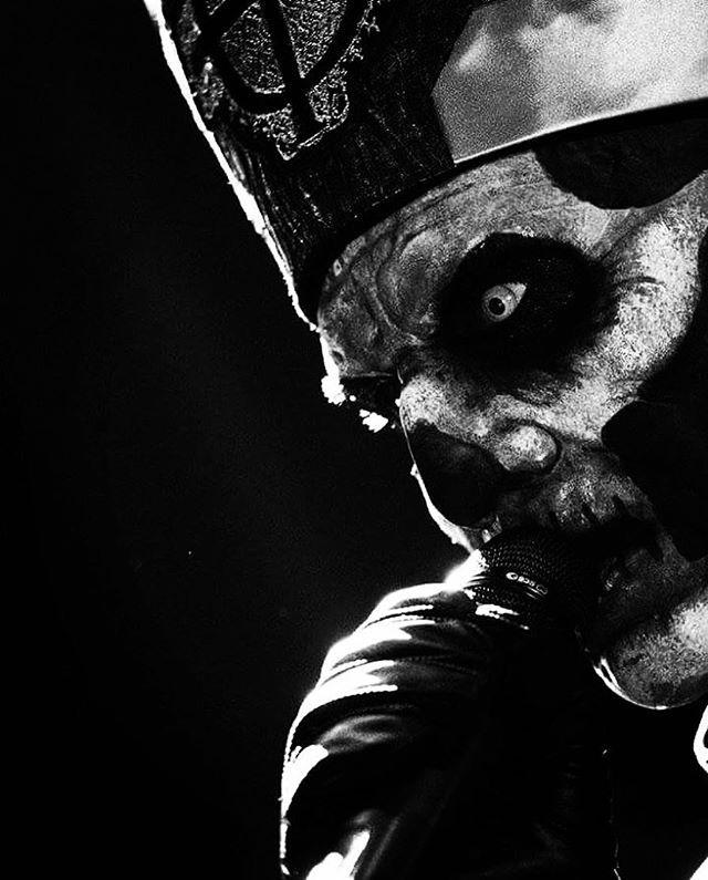Belial, Behemoth, Beelzebub, Asmodeus, Satanas, Lucifer. 😈 #papaemeritus #Ghost #Ghostbc #Meliora #papaemeritusiii #Ghouls #thebandghost #thenamelessghouls #childrenofghost #Masks #mask #Hailghost #Namelessghoul #Sweden #Unholy#Lucifer #HailSatan #papaemeritusii  #papaemeritusi #MaskPorn #Popestar #tour