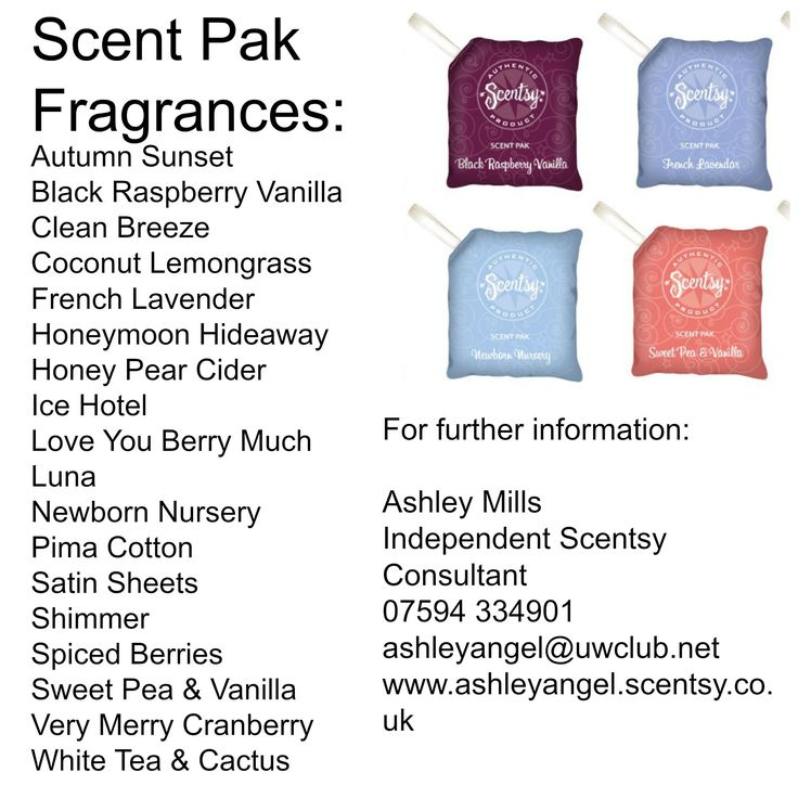 Not got a plug handy?  You can still Scentsy the place!