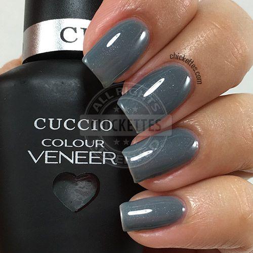 Cuccio Gel Polish: Cuccio Colour Veneer