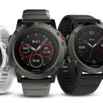 Garmin® Introduces the fēnix® 5 series – Multisport GPS Watches for Fitness, Adventure and Style