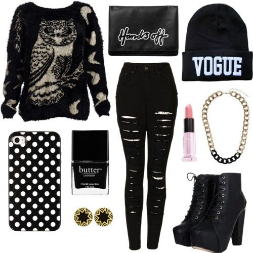 Swag winter outfit