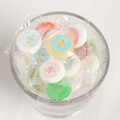 Personalized Religious Life Saver Candies by Beau-coup