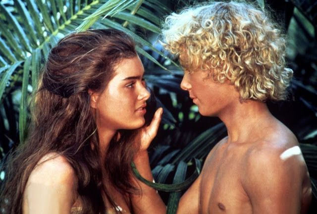 Film review--Brooke Shields in The Blue Lagoon: http://www.clubfashionista.com/2013/02/the-blue-lagoon.html  #clubfashionista #BlueLagoon #BrookeShields #filmreview