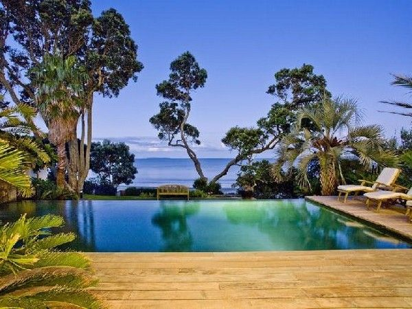 Infinity pool, NZ