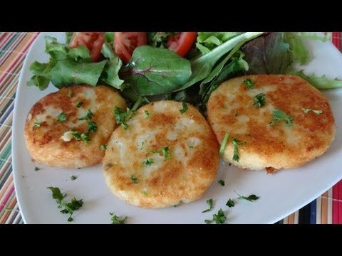 Tortitas de Papa - Mi Receta - YouTube