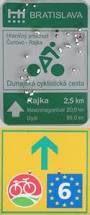 cartelli pista ciclabile