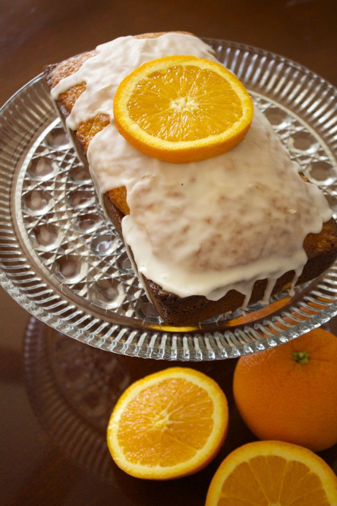 Sweet Orange Bread