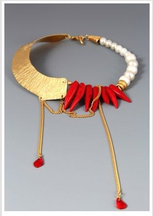 """Perla Marine - """"Obiecte de Desire"""" bijuterii de designer - Miray Petrini - Autori - I Trendus.co"""