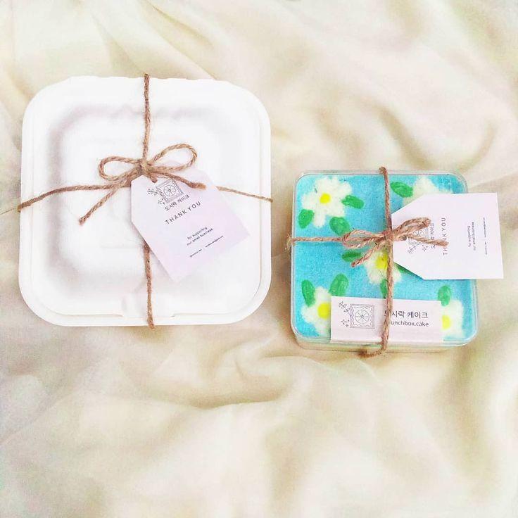 Korean lunch box bento cake lunchboxcake di