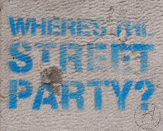 Were's the street party?
