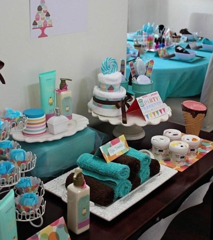 Fun Virtual Nail Salon Spa Kids: Spa Set Up