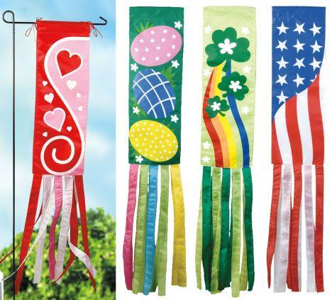 Garden Flags Things I Like Pinterest