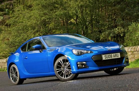 Subaru cuts price of sporty BRZ