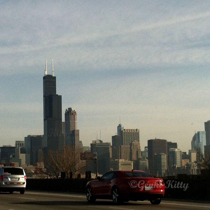 Chicago Skyline 2015 Spring