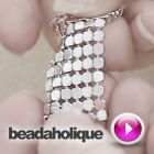 Tutorial - Videos: How to Cut Artistic Wire Aluminum Fabric | Beadaholique  #Wire #Jewelry #Tutorial