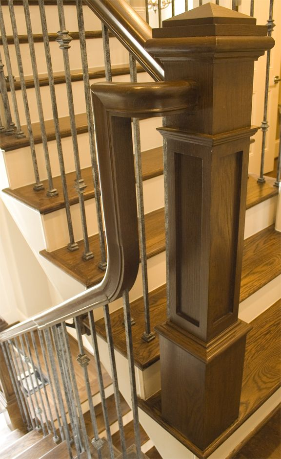 Best 14 Best Images About Craftsman Style Staircase Remodeling 640 x 480