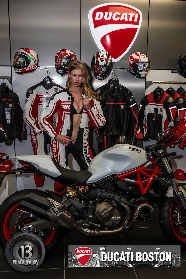 Riverside Motorsports Ducati Boston