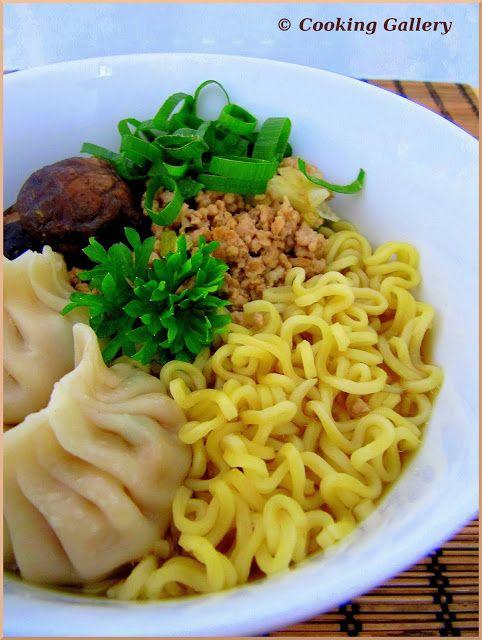 Cooking Gallery: Oishinbo Sytle Miso Ramen