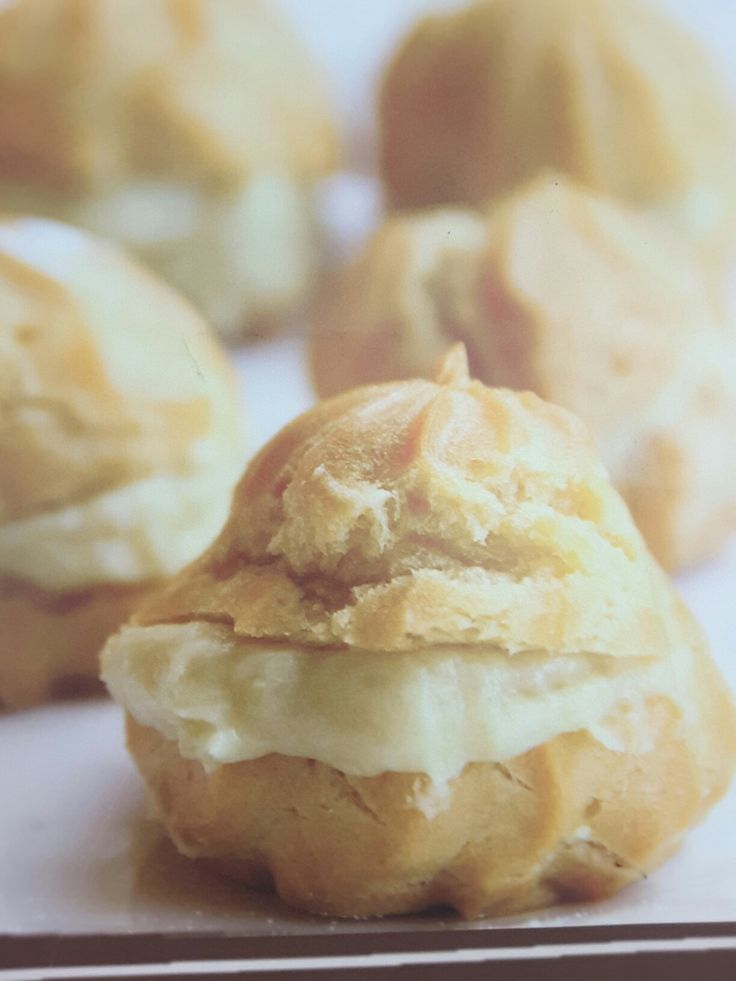 Kue soes durian