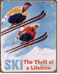 Love these tin signs!Wall Art, Wall Decor, Picture-Black Posters, Wood Signs, Ski Vermont, Vintage Ski, Ski Posters, Wooden Signs, Wood Wall