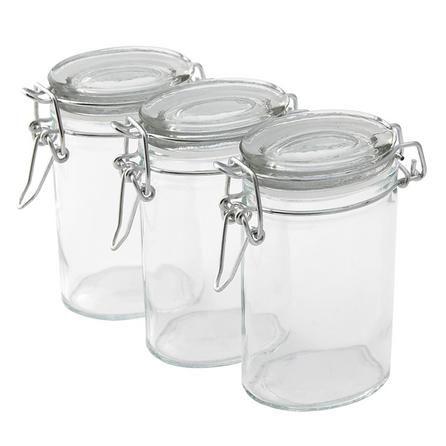 Tala Glass Clip Top Jar | Dunelm
