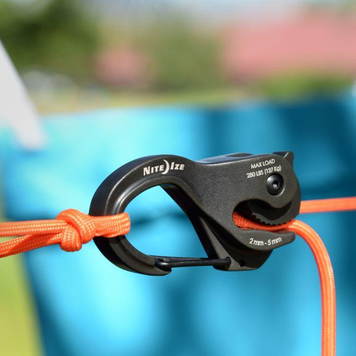 CamJam XT - Aluminum Rope & Cord Tighteners