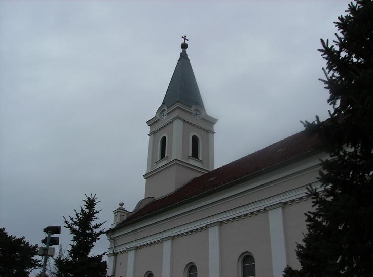 Szent László-templom / Saint Ladislaus Church (Mórahalom, Csongrád, Great Plain)