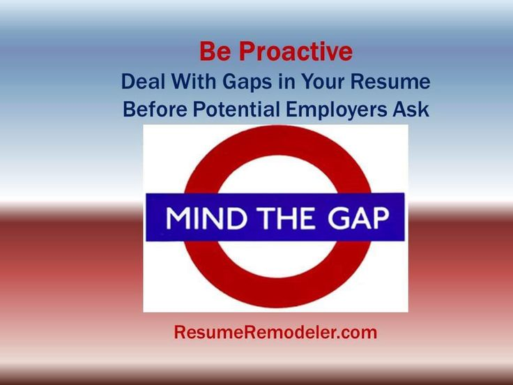 Employment Gaps LinkedIn Profile Did you take time off to raise - gaps in employment