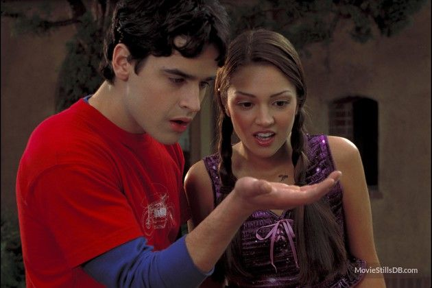 Clockstoppers Publicity Still Of Jesse Bradford Paula Garces Movies Character Costumes Favorite Movies