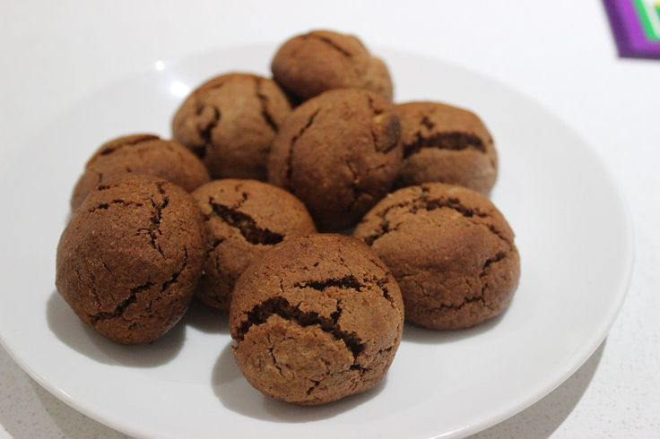 My kids demolish these, and they aren't that bad for them. They are made with wholefoodingredients such as cacao, spelt flour and dark chocolate. Yes they still have sugar, but its rapadurawhic...