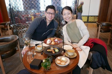 Read more about Andrew & Mitsuko, the founders of atomi http://www.businesstimes.com.sg/lifestyle/style/it-takes-two