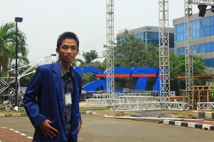 PT. Rajawali Citra Televisi Indonesia (RCTI) di Jakarta, Jakarta