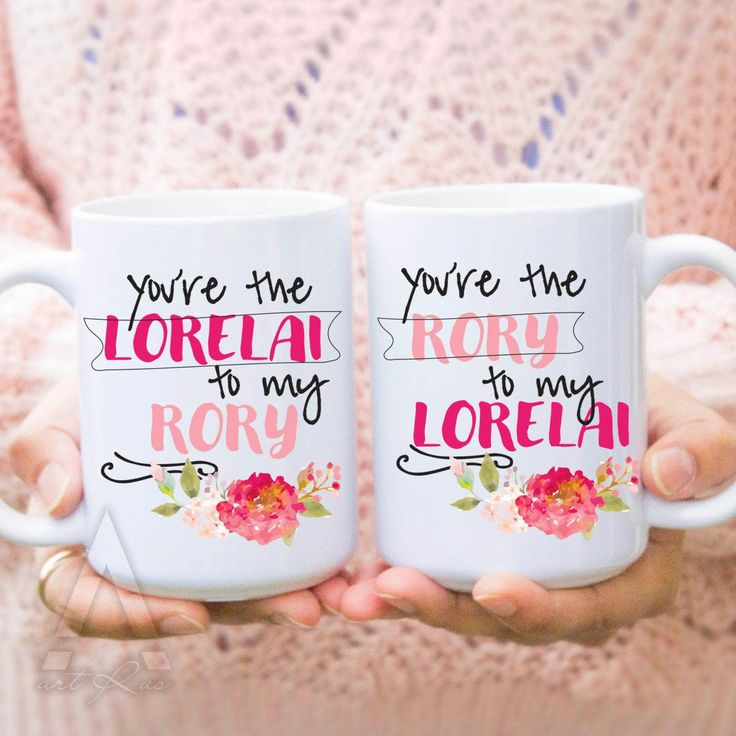 mothers day from daughter you are the lorelai to my rory christmas gifts for mom,tv shows gilmore girls mug,gilmore girls coffee mug  Browse our full collection here: https://www.etsy.com/shop/InstantGoodVibes  High quality ceramic coffee mug with prints of my original paintings. Real art every morning with your coffee or tea! Printed on both sides, so you can see the design no matter the angle. Colors may appear slightly different on your digital screen. Mugs will be shipped within 3-5…