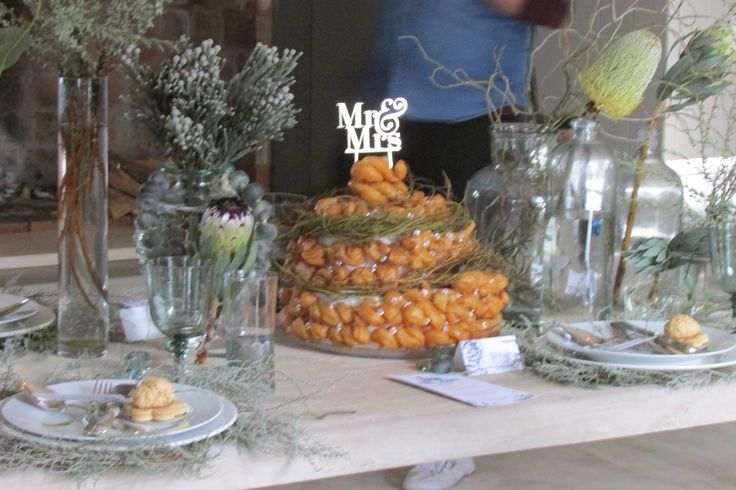 2015_Proudly South African: koeksister cake