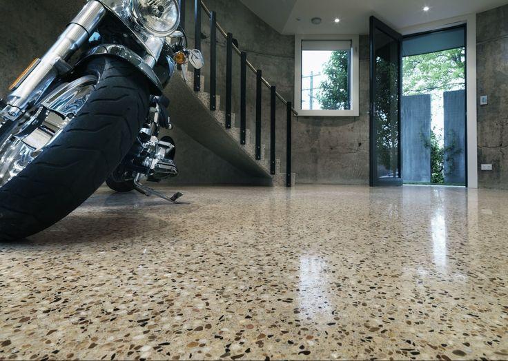 25 beste idee n over gepolijst beton op pinterest - Dubbele wastafel leroy merlin ...