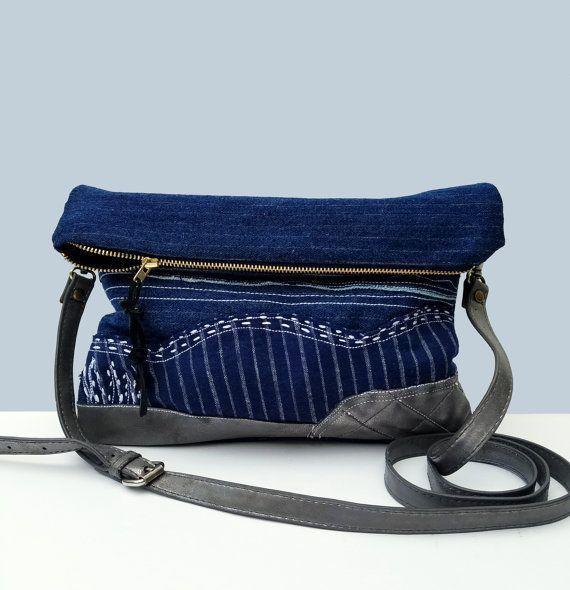 Borsetta a tracolla frizione Womens Messenger Bag di ADENKIN