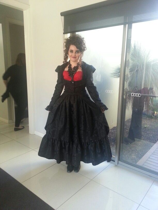 Gothic princess love you mum and dad.
