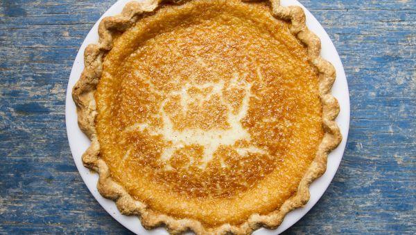 Indiana Hoosier Sugar Cream Pie Recipe | SAVEUR
