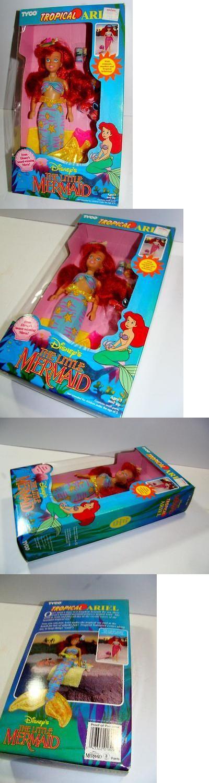 Little Mermaid 44036: The Little Mermaid Tropical Ariel Tyco 1991 Very Rare! Walt Disney Sebastian Htf -> BUY IT NOW ONLY: $49.95 on eBay!