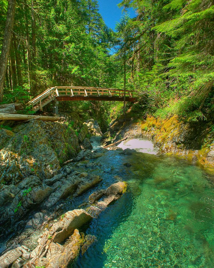 Places To Travel Summer 2015: 25+ Best Ideas About Opal Pool Oregon On Pinterest