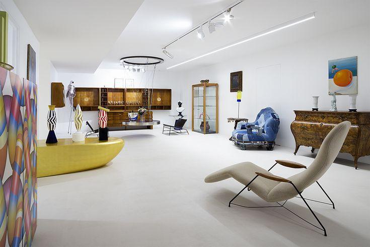 L'art et le design italien ont une nouvelle adresse à Paris.