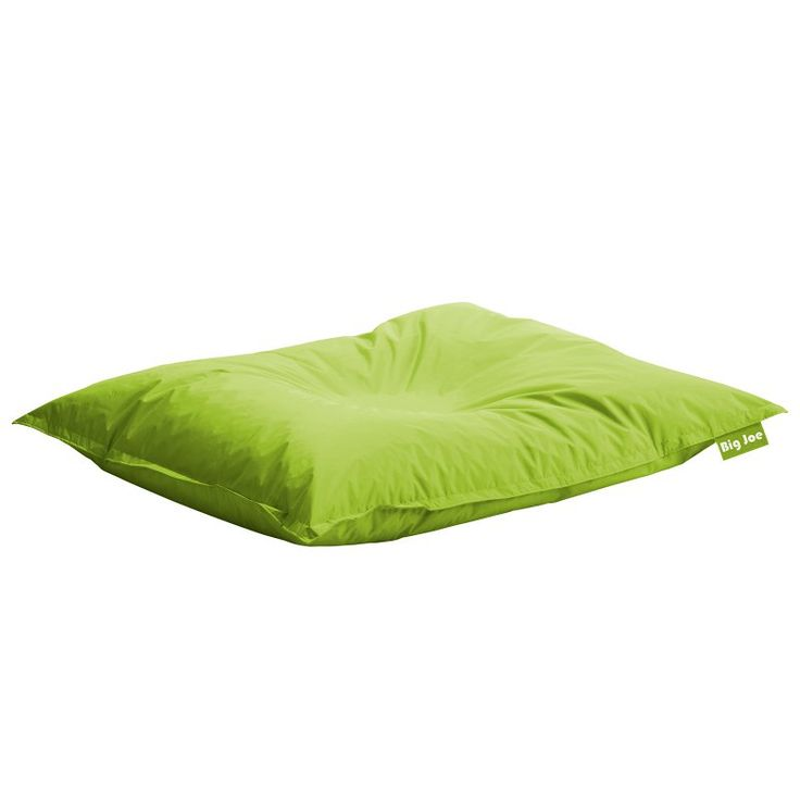 Big Joe Large Pillow Lounger Chair Spicy Lime - 0640185
