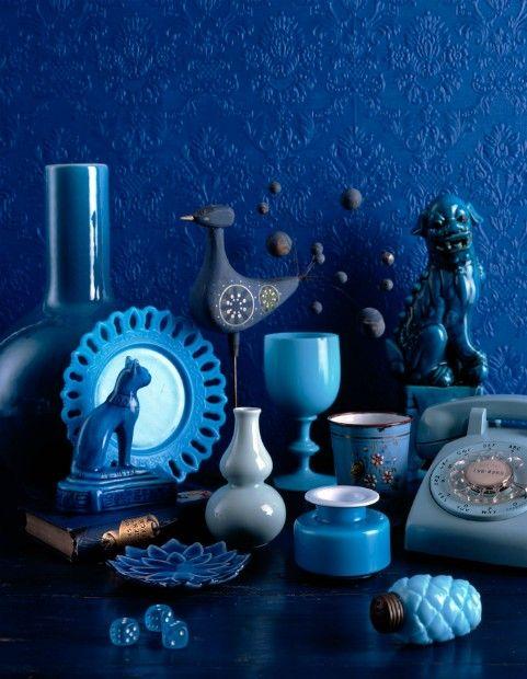 On the blue, calm dreamy 2