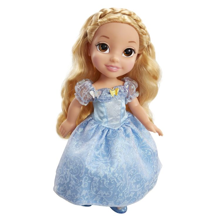 Disney Princess - Cinderella Toddler-Puppe (Größe 38cm) [UK Import]: Amazon.de: Spielzeug