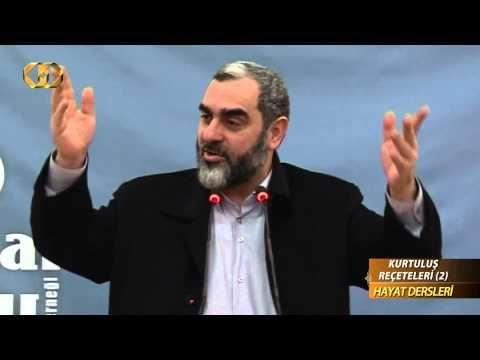 13) Kurtuluş Reçeteleri (2) - (Hayat Dersleri) - Nureddin YILDIZ - Sosyal Doku Vakfı