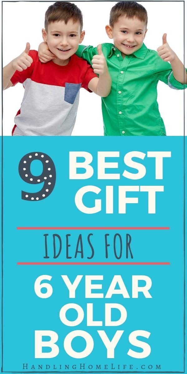 Christmas 2019 Ideas For 6 Year Old Boys The 9 Best Gifts to Buy for 6 Year Old Boys in 2019 | Everything