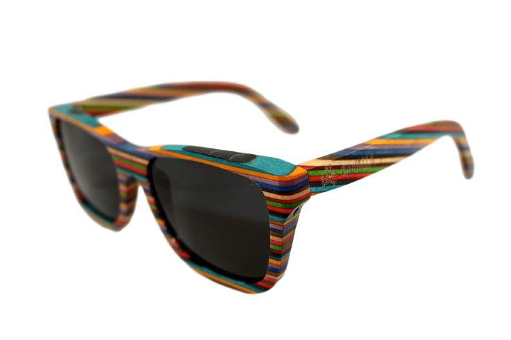 SoloArtesMarciales: Gafas Madera CANA... en  http://soloartesmarciales.com/products/gafas-madera-canallastyle-wood-rainbow-polarized?utm_campaign=social_autopilot&utm_source=pin&utm_medium=pin